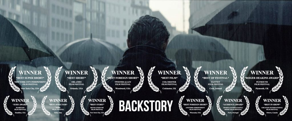 Backstory – Kurzfilm von Joschka Laukeninks