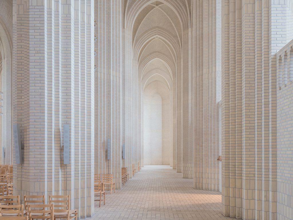 Ludwig Favre – Grundtvigskirche