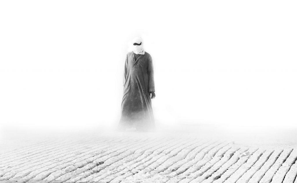Anas Kamal - The White Mountain