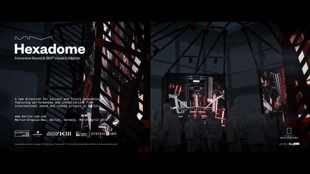 ISM Hexadome - Martin-Gropius-Bau