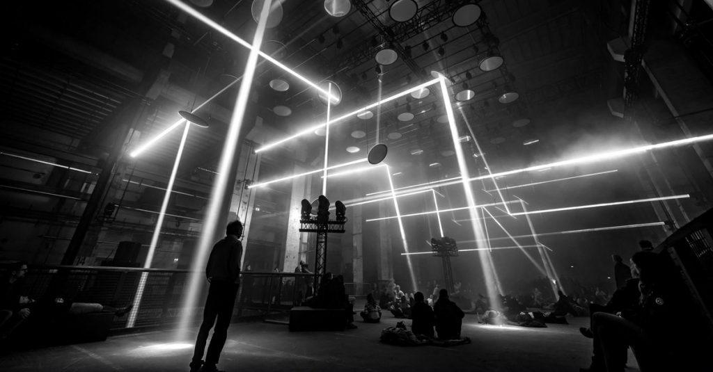 SKALAR - Christopher Bauder und Kangding Ray - CTM Festival 2018