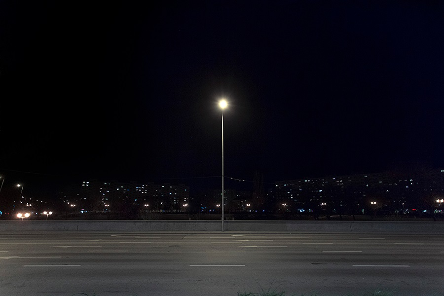 Balázs Csizik – Nightlife Monolith