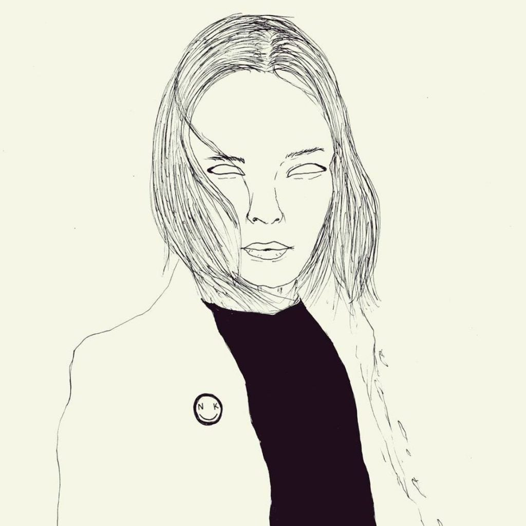 Nina Kraviz – Don't you mess with cupid, 'cause cupid ain't stupid