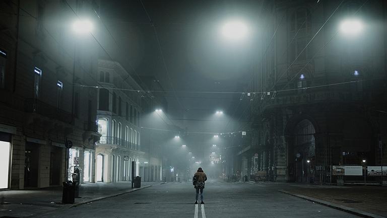 Paolo Barretta – I am Winter