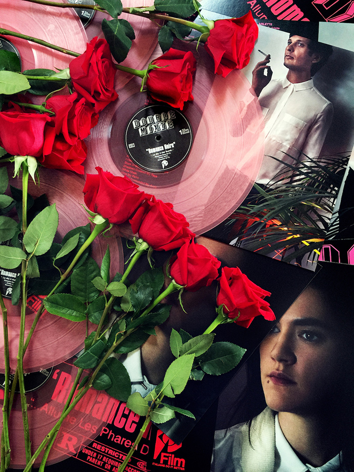 Double Mixte – Romance Noire