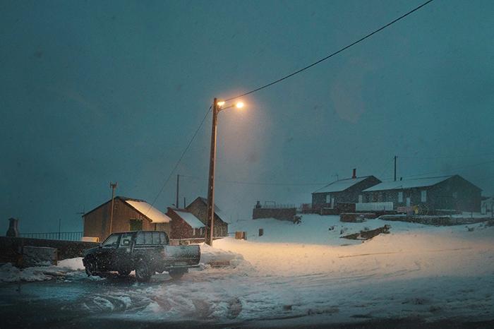 Henri Prestes – Velvet Winter