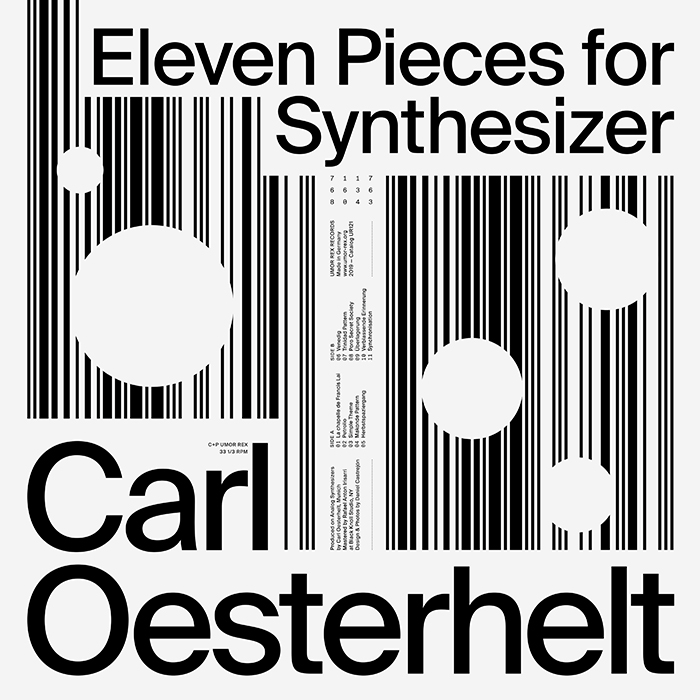 Carl Oesterhelt – Eleven Pieces for Synthesizer