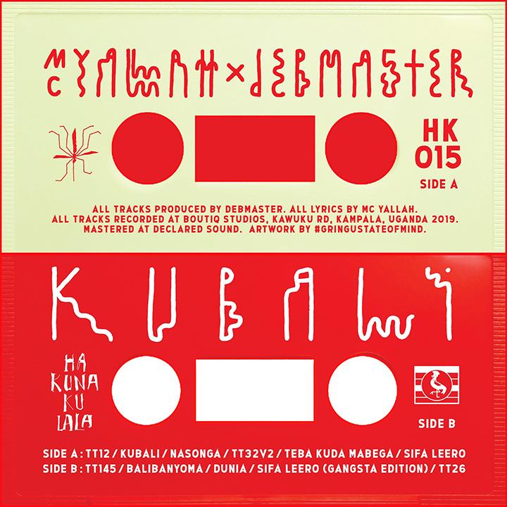 MC Yallah & Debmaster – Kubali