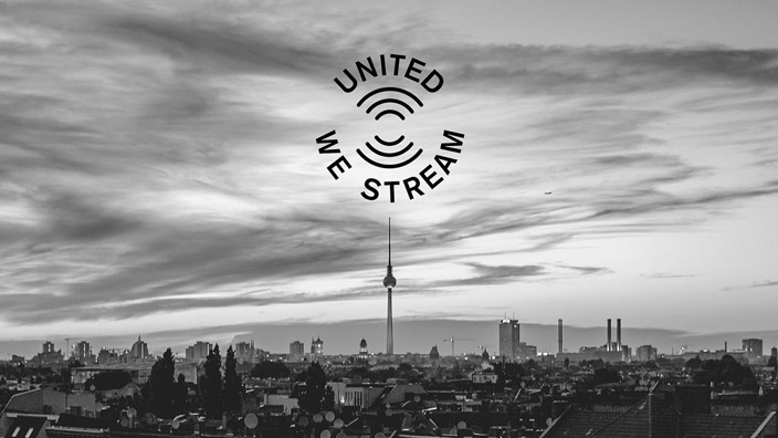 Set zum Freitag #118 – United We Stream