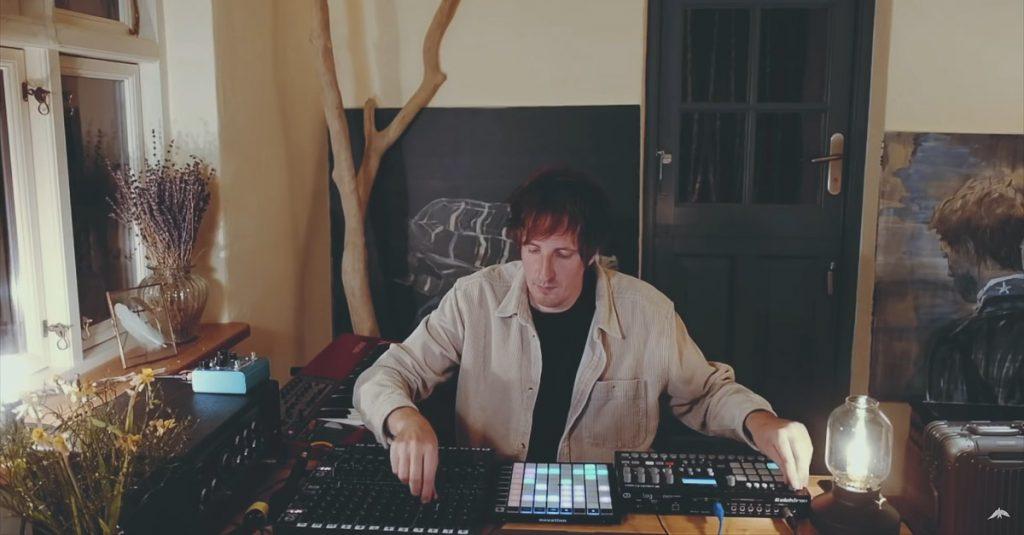 Christian Löffler – Studio Session