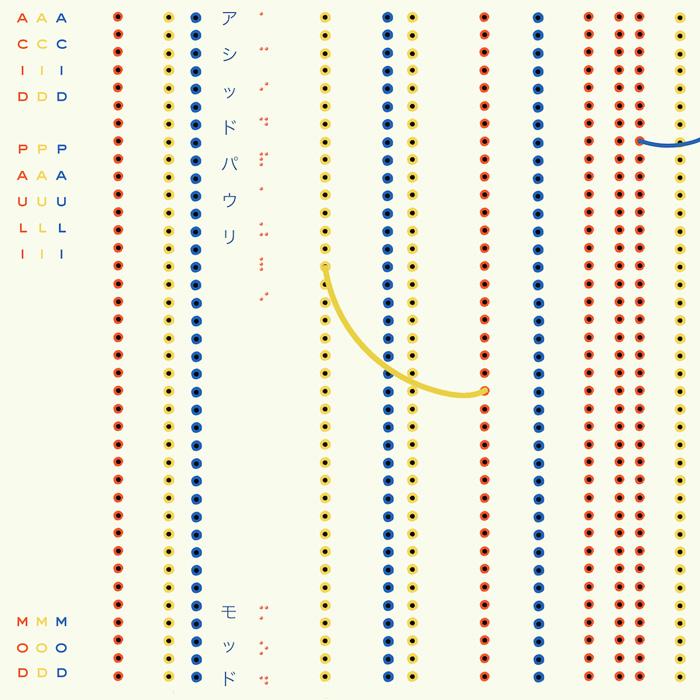 Acid Pauli – Sublime Frequencies Of Cairo