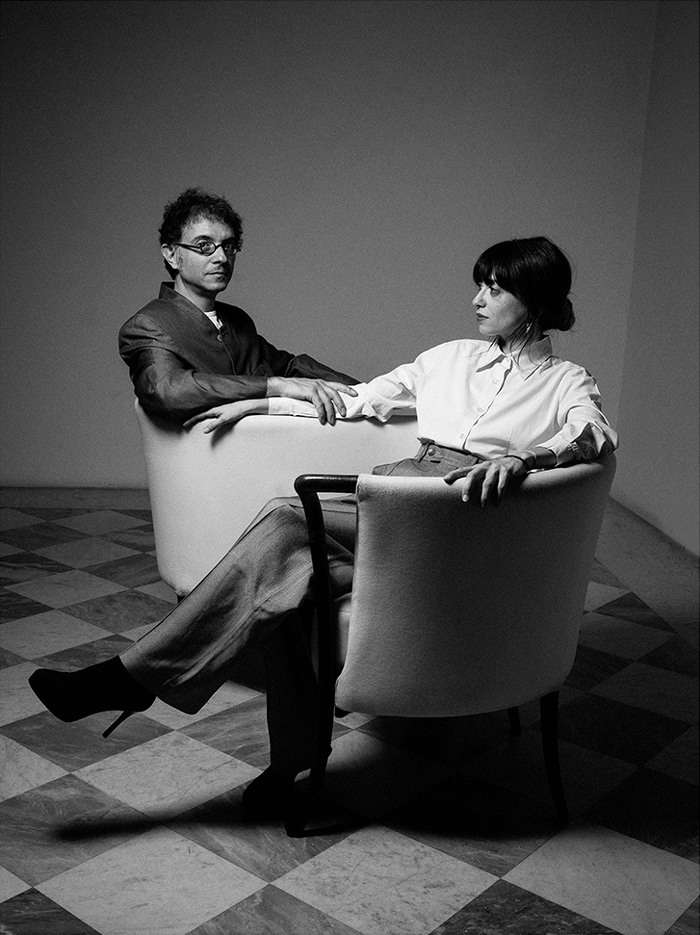 Donato Dozzy & Eva Geist – Il Quadro di Troisi