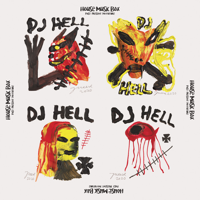DJ Hell – Out Of Control